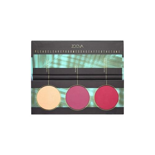 ZOEVA Teint Rouge Offline Blush Palette 1 Stk.