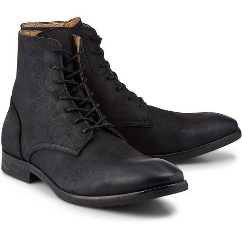 H by Hudson, Stiefelette Yoakley in schwarz, Stiefel für Herren Gr. 45