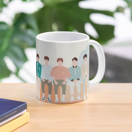 Baby touch me Mug