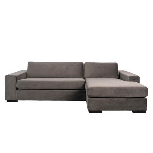 Zuiver Sofa Fiep grau links grau