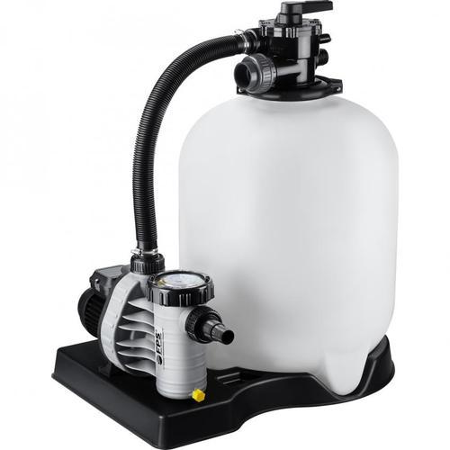 Pool-Sandfilteranlage / Sandfilter-Set FPS-400 Filter Premium Silent mit Ventil-Technologie vom Marktführer Speck, bis 50m³