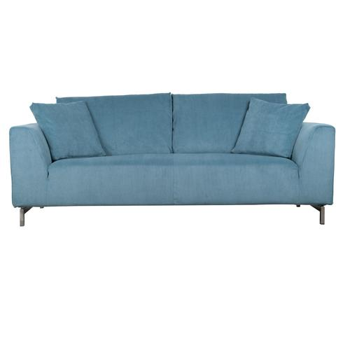 Zuiver Sofa Dragon Rib anthrazit