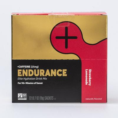 Nuun Endurance 12 Pack Nutrition Strawberry Lemonade (with Caffeine)