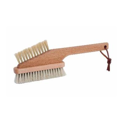 Redecker - Wooden Computer Brush With Handle - Wood
