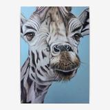 makwerk - Giraffe Poster - A3 (2...