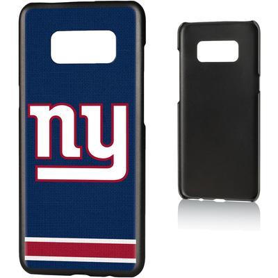 New York Giants Galaxy Slim Case with Stripe Design