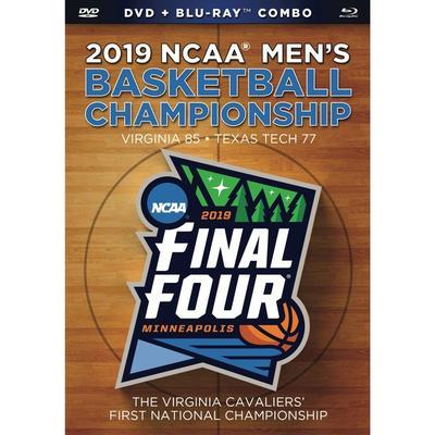 Virginia Cavaliers 2019 NCAA Men's Basketball National Champions DVD/Blu-Ray Combo