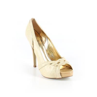Charles by Charles David - Charles by Charles David Heels: Tan Shoes - Size 7 1/2