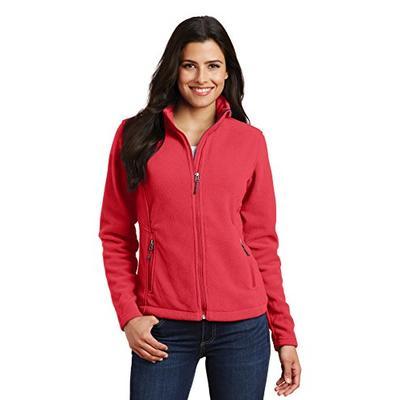 Port Authority Women's Value Fleece Jacket, Hibiscus, Medium