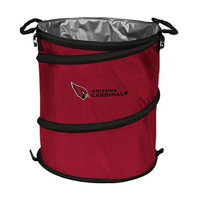 "Logo Brands 601-35 NFL Arizona Cardinals 3-In-1 Cooler, 19""/16"", Multicolor"