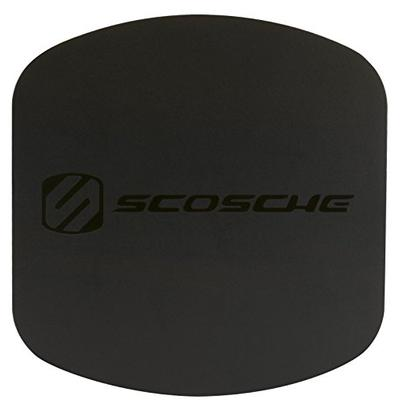 SCOSCHE Replacement Plates for MagicMount- XL- Black MAGRKXLI