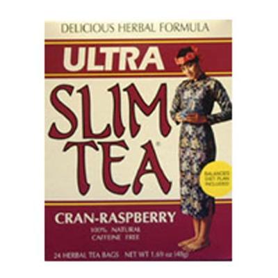 Ultra Slim Tea-Cranberry/Raspberry - 24 - Bag ( Multi-Pack)