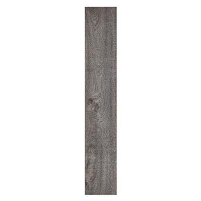 "Achim Home Furnishings STP2.0RG10 2mm Sterling 10 Vinyl Planks, 6"" x 36"", Rustic Grey, Piece"